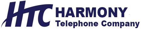 Harmony Telephone Company logo