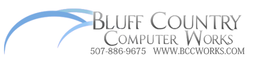 Blue Country Computer Works logo